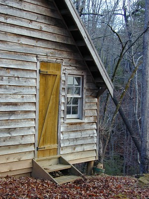 Primitive Country Barn Homemade Country Barn Door & Country Home Plans by Natalie - Primitive Country Barn - Homemade ...