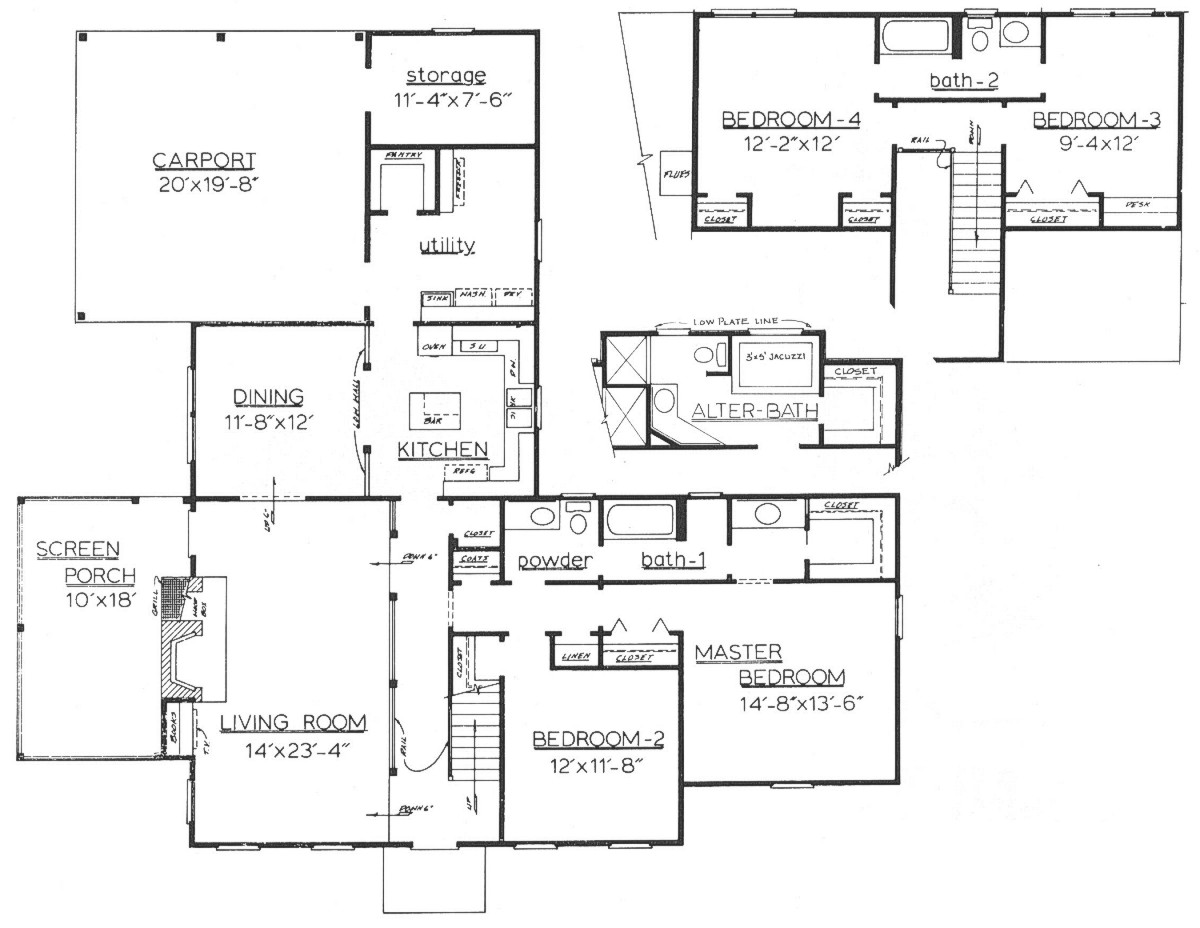 Grimmauld Place Floor Plan Country Home Plans By Natalie F 2058